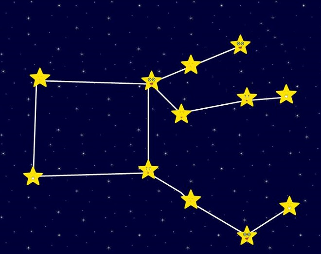 constellation pegase